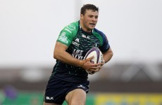 Ireland call-ups hit Connacht as they look to bounce back from Exeter defeat