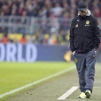 Jurgen Klopp admits his Dortmund team are struggling with 'the fear of not winning'