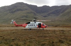 Rescuers reach woman stranded overnight on Kerry mountain