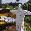 US says people returning from West Africa DON'T have to be quarantined because of the stigma