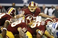 Washington's third-string QB leads overtime drive to beat Cowboys