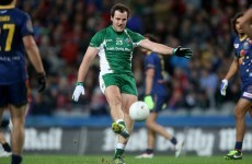 Here's Ireland's 25-man panel for the International Rules next month