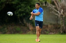 Rugby league influence grows at Leinster with Te'o and Douglas settling