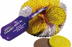 Cadbury confirm they won't be selling chocolate coins in Ireland this Christmas