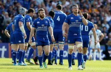 Jamie Heaslip only managed to name 17 of his team-mates (including himself)
