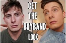 Irish radio presenter perfectly demonstrates how to look like a boyband stunnah
