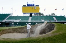 In the swing: guess who we think will win the Open...