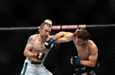Neil Seery out of upcoming UFC fight after breaking rib sparring with pro boxers