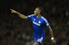 Is Drogba now officially back? He was unstoppable (against Shrewsbury) tonight
