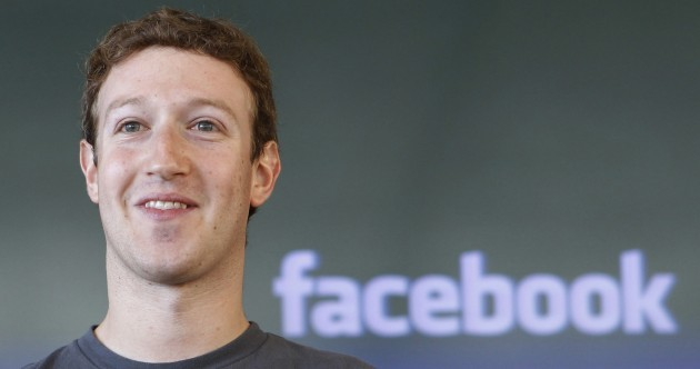 Why is Zuckerberg so happy? Mobile ads have helped Facebook profits surge