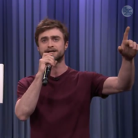 Daniel Radcliffe just stunned the world by flawlessly rapping on Jimmy Fallon