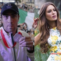 Kenny Egan and Roz Purcell went to a haunted house. Who was most scared?