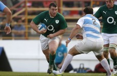 Feek excited to test Ireland's propping depth in November series