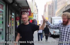 New video features 10 hours of 'street harassment' of a man in NYC