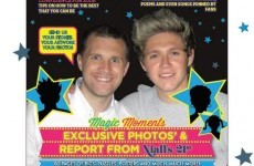 Niall Horan's one-year-old nephew now has his very own magazine