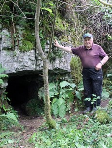 Do you know anything about Ireland's secret War of Independence caves?