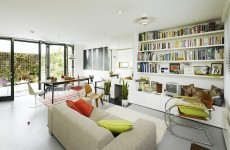 Renovation station: Open plan living with an energy-saving facelift