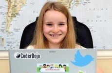 This 9-year-old Dubliner has been named the EU's Digital Girl of the Year