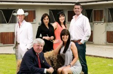 Stars horse around for new TV show