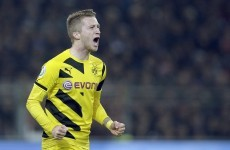 Manchester City ready to join Bayern in scramble for Reus signature