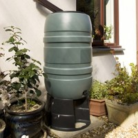 Water butts are flying out the door in Woodie's as sales more than double