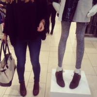 """Topshop say their mannequins aren't """"meant to be a representation of the average female body"""""""