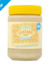 Tesco is actually selling jars of Custard Cream spread
