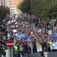 More than 100,000 will turn up at water charge protests tomorrow, predicts TD