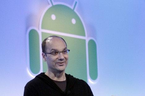 Andy Rubin talking about Android back in 2011.