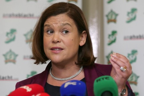Mary Lou McDonald said she would pay, but now says she won't.