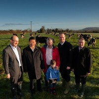 Simon Coveney wants more Chinese people to eat Irish food