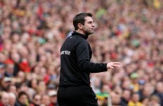Rory Gallagher confirmed as Donegal's new manager
