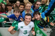 'I really rate Robbie Henshaw' - Brian O'Driscoll endorses his potential successors at 13