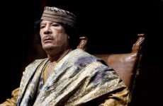 France says Gaddafi is 'prepared to leave' power