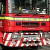 A man in his 40s has died in a house fire in Co Donegal