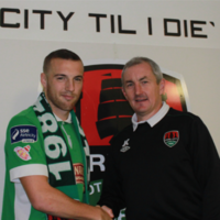 Sheppard's delight as striker moves south