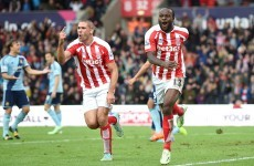 Is this the most Stoke-esque goal Stoke have ever scored?