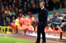 Brendan Rodgers: 'There's no magic formula'