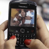 Blackberry's new products target dominance of iPhone and Android