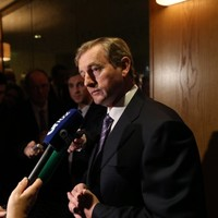 Enda Kenny: It's either water charges, or a 4% tax increase, or 'boiling water for decades'