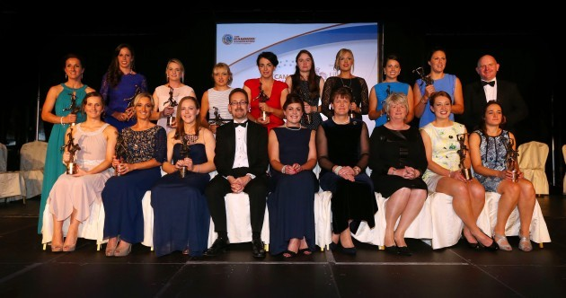 Cork dominate Camogie All-Stars awards night