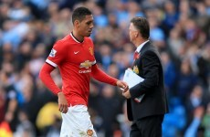 Smalling's eight minutes of madness costs United