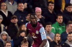 Was it the right call to send off Christian Benteke for this slap?