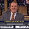 OK, so Kevin Spacey is REALLY good at impressions