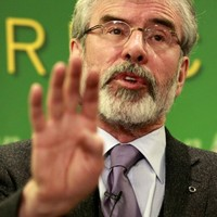 Gerry Adams: I'm not resigning