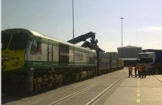 Freight business to be boosted by Dublin Port rail spur