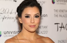 Is Eva Longoria heading to the Phoenix Park to eat a bacon sandwich?
