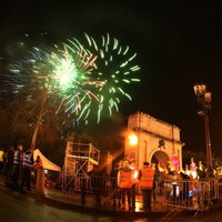 Forget NYE - they'll be celebrating NYF in Dublin this year...