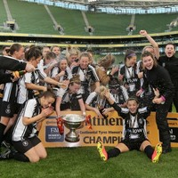 Super Sunday! How Clare Conlon won the FAI Cup and a Leinster GAA title on the same day