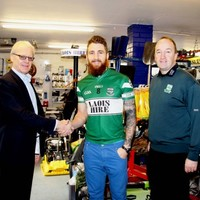 Zach Tuohy back from Oz for Portlaoise's clash with St Vincent's